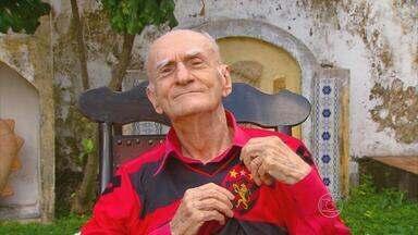 Ariano se despede do Sport, uma de suas maiores paixões - Dramaturgo era considerado torcedor-símbolo do Leão