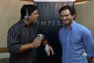 Ator Paulo Rocha fala sobre trabalho na novela 'Império' - Trama começou nesta semana e é exibida às 21h, pela Rede Globo.