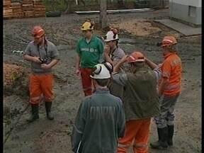 DNPM promove capacitação para diminuir acidentes em minas de carvão - DNPM promove capacitação para diminuir acidentes em minas de carvão