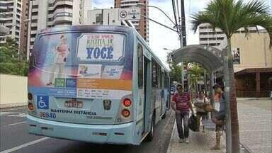 Todos os ônibus de Fortaleza terão ar-condicionado em um prazo de seis anos - Avenidas vão ser beneficiadas com via única para transporte público.