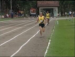 Cerca de 80 atletas participam do 2º Torneio de Atletismo Máster realizado em Ipatinga - Competidores de nove estados estiveram presentes.