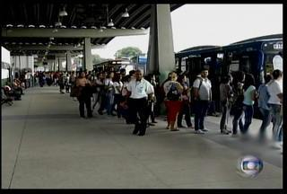 Greve dos rodoviários em Recife chega ao fim - Os funcionários voltaram ao trabalho após três dias de paralisação.