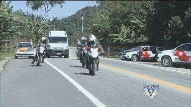 Agências bancárias são explodidas no centro de Bertioga, SP - Ação dos bandidos aconteceu na madrugada desta quinta-feira (31)