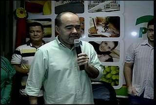 Julio Lossio reassume a prefeitura de Petrolina - A notícia da volta do prefeito surpreendeu a todos.