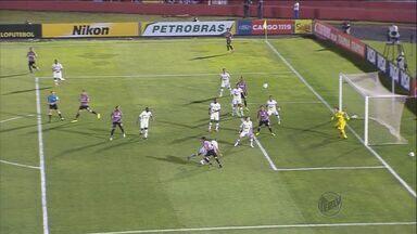 São Paulo vence o Bragantino no Estádio Santa Cruz em Ribeirão Preto - São Paulo vence o Bragantino no Estádio Santa Cruz em Ribeirão Preto