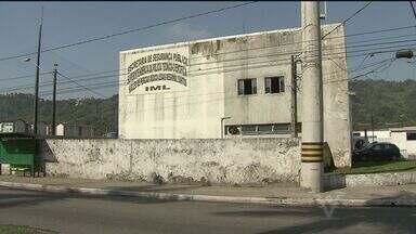IML de Santos volta a funcionar depois de vistoria - Prédio foi liberado para funcionamento