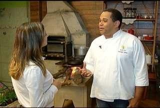 Receita de canjiquinha com bacon é dica para aquecer noites de inverno - Confira a receita com chefe Everaldo Gomes.