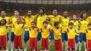 Jogadores da dupla Gre-Nal renovam base da Seleção Brasileira - Brasil é o único país campeão da Copa do Mundo que não possui ouro olímpico no futebol.