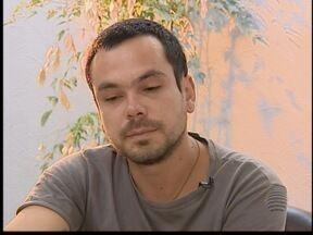 Namorado de Luana Barbosa concede entrevista ao SPTV 2ª Edição - Músico Felipe Barros quer esclarecimentos da Justiça.