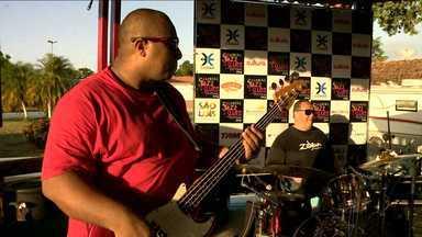Barreirinhas voltou hoje a respirar música na 6ª edição do Lençóis Jazz e Blues Festival - Pela manhã foi aberta oficialmente a programação do evento que traz ao Maranhão os melhores artistas dos gêneros.