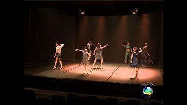 Companhia de dança do Rio de Janeiro apresenta espetáculo em Aracaju - Apresentação lembra sucessos do cantor e compositor Roberto Carlos