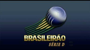Campinense treina para enfrentar time da Bahia em João Pessoa - Campeonato é pela série D.