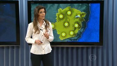 Belo Horizonte registra temperatura mais baixa do ano - Nos bairros mais altos da cidade, temperatura chegou aos 9ºC.