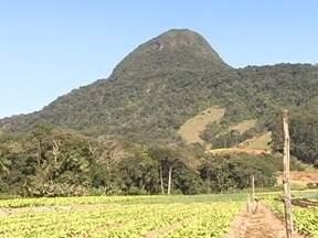 Projeto quer transformar Morro do Baú em parque natural - Projeto quer transformar Morro do Baú em parque natural