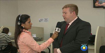 Coordenador do Sine de João Pessoa tira dúvida sobre seguro desemprego - Saiba como dar entrada neste benefício.