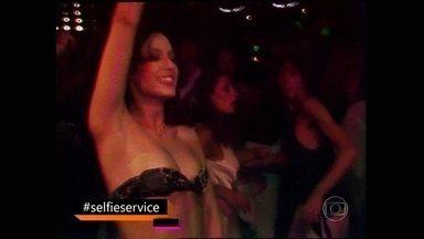 Reveja Sônia Braga quebrando tudo em Dancin'Days! - A cena foi um pedido de Junno Andrade no Selfie Service