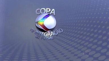 Amizade entra em quadra da Copa TV Integração de Futsal nesta quinta - As quatro equipes da Chave B de Juiz de Fora surgiram em grupos de amigos. Na quadra, eles representam cidades da Zona da Mata e do Sul de Minas na competição