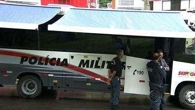 Polícia de Sergipe recebe unidade móvel de monitoramento - Polícia de Sergipe recebe unidade móvel de monitoramento.