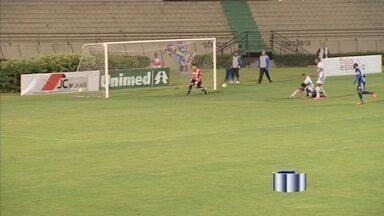 Pela Copa Paulista, o São José e o Taubaté perdem - O São José perdeu pela quarta vez em cinco jogos. O time foi a Sorocaba e não resistiu à pressão do São Bento.