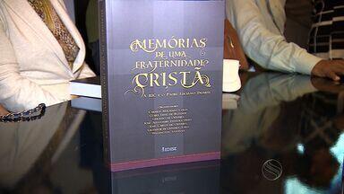 Lançamento de livro marca trajetória do arcebispo Luciano Cabral Duarte - Evento aconteceu no Museu da Gente Sergipana em Aracaju