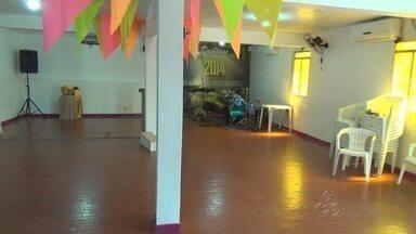 Igreja é assaltada na Zona Norte de Manaus - Equipamentos de som e itens que estavam em cofre foram levados; igreja foi assaltada durante a madrugada.