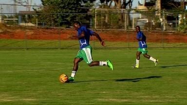 Etiópia escolhe Brasília como sede de treinamento para a Copa Africana de Nações - Seleção faz suas atividades no CT do Brasiliense.