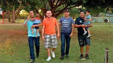 TV Centro América mostra filhos que são a cara dos pais - TV Centro América mostra filhos que são a cara dos pais.