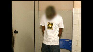 Adolescente de 17 anos é apreendido por assalto - Ele é suspeito de roubar celular e moto no bairro Jutaí.