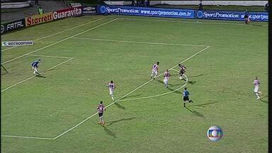 Santa vence o Náutico com três gols no segundo tempo - Salgueiro perdeu por 2 x 0 para o Fortaleza, na arena Castelão.