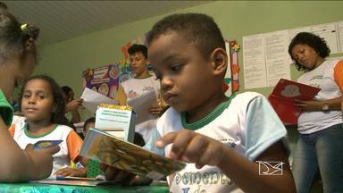 Mais de 100 crianças do Coroadinho, em São Luís, descobrem um novo mundo pelos livros - É o projeto 'Sementes do saber', que recebeu este ano o apoio do Criança Esperança.