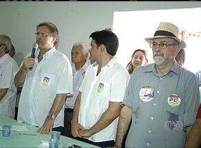 Candidato ao governo Marcelo Miranda participa da inauguração do comitê em Porto Nacional - Candidato ao governo Marcelo Miranda participa da inauguração do comitê em Porto Nacional