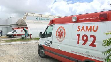 Projeto de lei pode minimizar problema de retenção de macas do Samu em Hospital de Campina - O projeto aguarda votação na Câmara Municipal de Campina Grande.