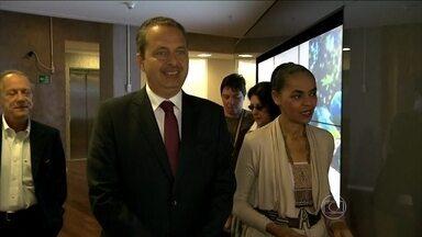 Eduardo Campos concede entrevista ao G1 - O candidato do PSB disse que vai fazer a reforma tributária.