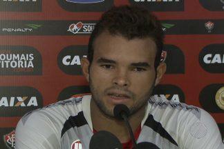 Jogador do Vitória é convocado para a seleção sub-21 - Veja as notícias do rubro-negro baiano.