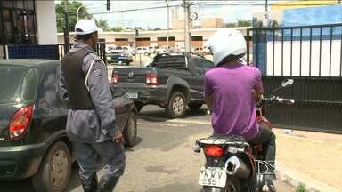 Polícia começou a fazer Blitz dentro do Detran MA para flagrar motoristas infratores - Polícia começou a fazer Blitz dentro do Detran MA para flagrar motoristas infratores.