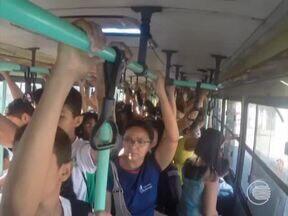 Usuários reclamam das condições de transportes coletivos de Teresina - Diretor de Transportes Públicos da Strans fala sobre o assunto.