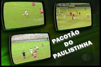 Final de semana tem cinco lances para serem votados no Pacotão da Rodada - Resultado será revelado no fim desta semana no Esporte D