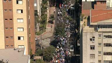 Funcionários da Copasa entram em greve e pedem reajuste de 9,7% - Companhia informou que está em negociação com os grevistas e oferece 5,82%.