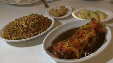 Aprenda a preparar rosbife de filé mignon - Receita foi apresentada no quadro Fica a Dica desta terça-feira.