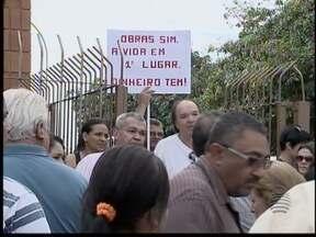 Prefeitura reabre túnel de acesso ao Bairro Vencesville, em Presidente Venceslau - Administração pediu que obras sejam interrompidas.