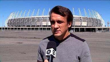 Cearense e ex-jogador do Inter, Mazinho Loyola fala sobre o confronto de quarta - No primeiro jogo, Ceará venceu por 2 a 1 o Inter em pleno Beira-Rio.