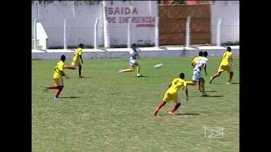 Etapa de Caxias define classificados para a Copa Maranhão sub-19 - Campeão e vice garantem vaga na fase final, que será realizada em São Luís