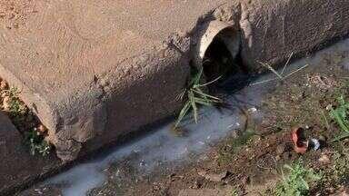 Multa por escoamento de água é alvo de reclamação de moradores em Várzea Grande (MT) - A multa por escoamento de água é alvo de reclamação em Várzea Grande.