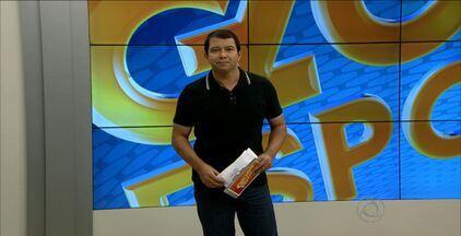 Assista à íntegra do Globo Esporte PB desta terça-feira (12.08.14) - Nesta edição, confira a segunda reportagem da série 'Expresso Paraíba', que hoje conta a história de Filipe Costa, goleiro do time Sub-20 do Santos.