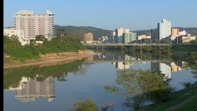 Assinada ordem de serviço para estudos e projetos de melhoria fluvial do Rio Itajaí-Açú - O investimento estimado para o estudo será de R$ 5.952.728,46.