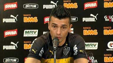 Dátolo vai comandar meio-campo do Galo no jogo de domingo - Atlético-MG enfrenta o Figueirense, em Florianópolis.