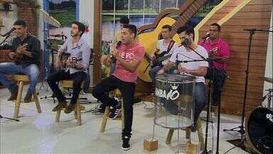 Escute o som do Samba 10 - O grupo canta a música 'Piriguete' no Meu Mato Grosso do Sul