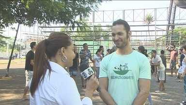 Rondônia TV destaca a programação completa do Encena na Rua que finaliza neste domingo - Repórter Rose Lopes conversou com um dos coordenadores do evento.