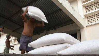 Milho Balcão voltou a ser distribuído no Ceará - A distribuição ficou paralisada por semanas.