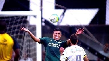 Clássico São Paulo x Palmeiras tem duelo entre Alan Kardec e Lúcio - Atacante e zagueiro já defenderam as equipes opostas que vão enfrentar nesta rodada.